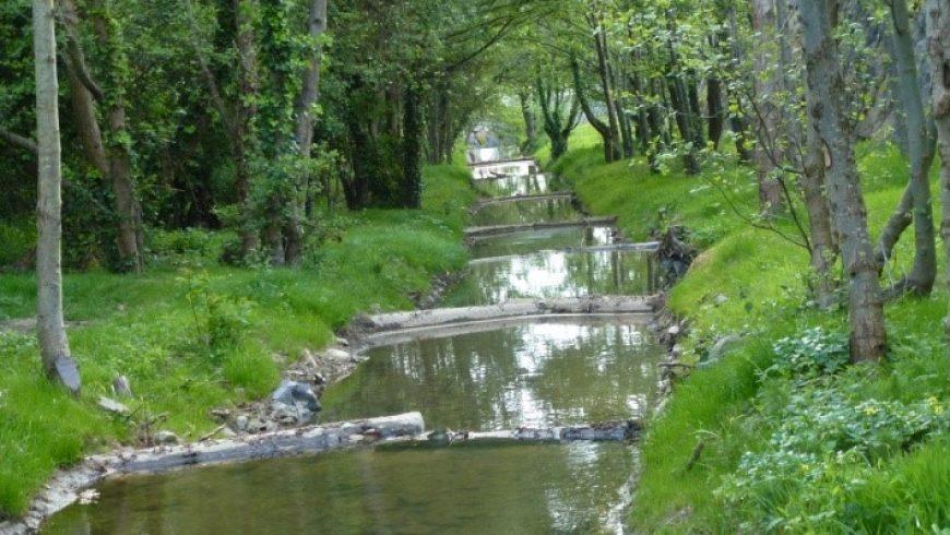Naturalización de canal en Bermeo (Bizkaia)
