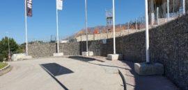 Gaviones en Málaga, Urbanización Santa clara, Marbella