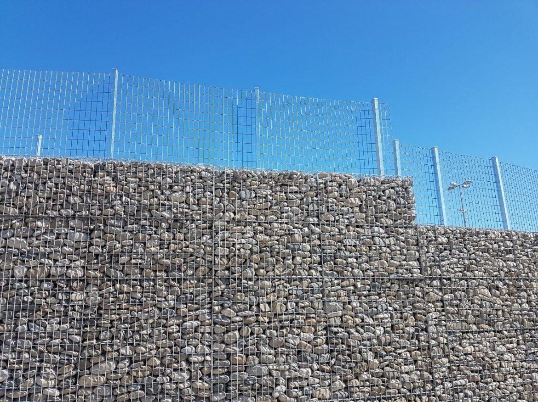 Muro de Gaviones - Muro de Contención
