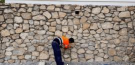 Aplacado de Mampostería en Higuerón West, Fuengirola, Málaga